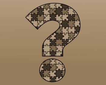 Autismus-Fragezeichen
